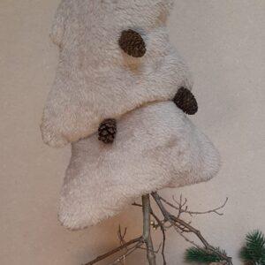 albero con pinette